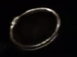 Портал НЛО в увеличении