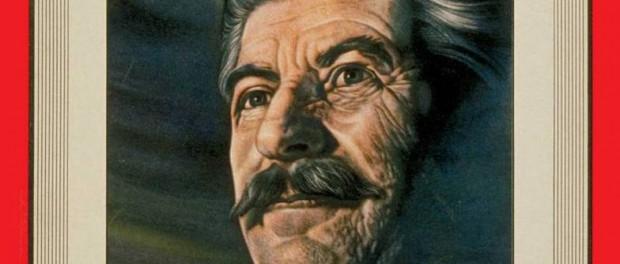 Журнал Тайм: И.В.Сталин – «Человек Года 1942»