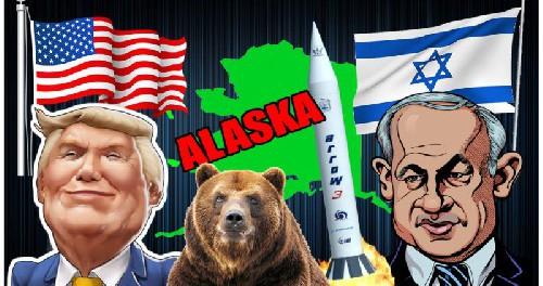 Израильские военные испытывают новую ракету на Аляске