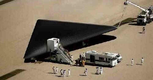 ЦРУ удалило информацию о TR-3B