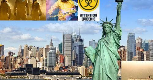 Нью-Йорке началась эпидемия: на подходе баржи FEMA и плавучий крематорий