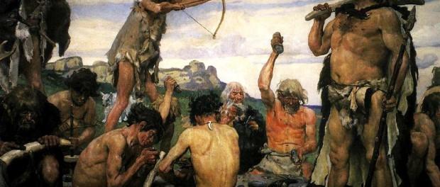 70 тысяч лет назад людей спасло только чудо
