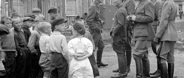 О положении советского населения в оккупированной Карелии