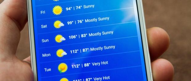 На США надвигается «тепловой купол» с температурой 100 градусов