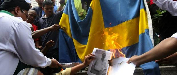 Шведы в шоке  решению суда по мигранту