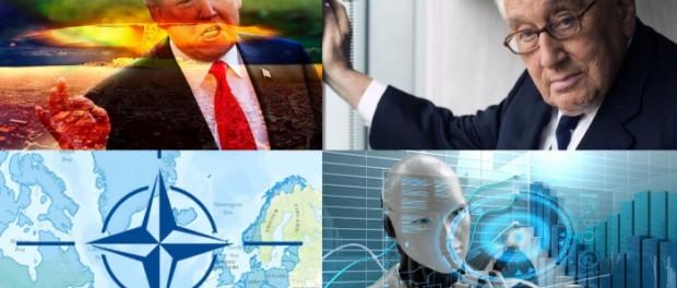 Генри Киссинджер: НАТО плохо понимает, что может получить от России по шее