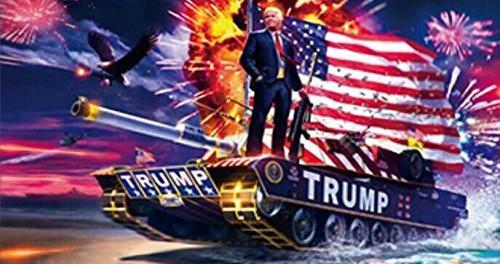 Трамп угрожает стереть Иран до базальта