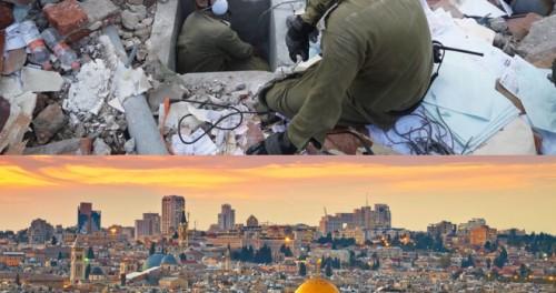 Власти готовят Израиль к мегаземлетрясению