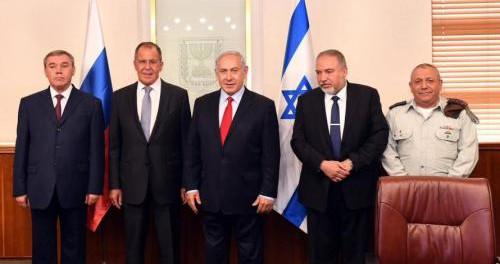 Израиль пошел против России в Сирии