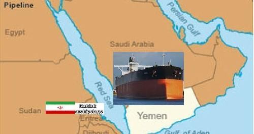 Иран нанес удар по саудовскому танкеру нефти