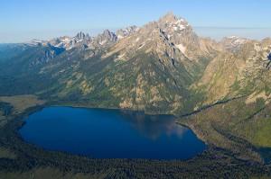 Йеллоустоун озеро