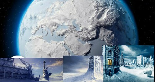 Началось резкое охлаждение поверхности Земли
