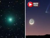 Неизвестная планета приближается к Земле