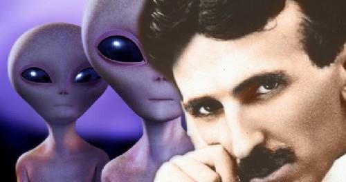 Никола Тесла был доставлен на Землю с Венеры
