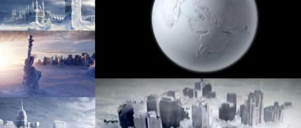 Земной шар может превратиться в Снежный шар в любой момент
