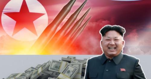 Северная Корея сдает союзников