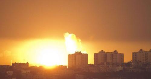 Жуткая бомбежка Сектора Газа привела к большой войне