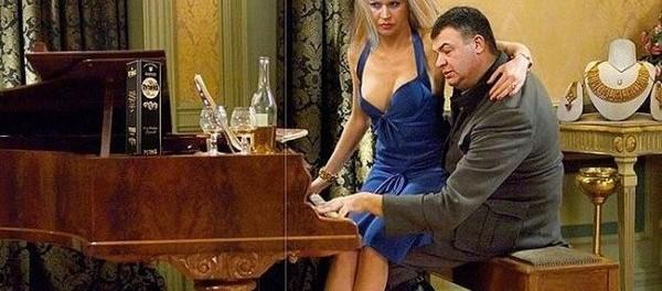 Сердюков и Васильева сыграли роскошную свадьбу за дикие деньги