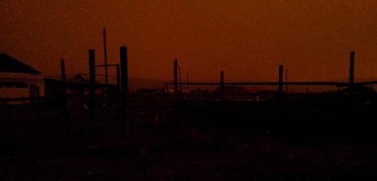 Страшно: Солнце погасло на три часа в Якутии