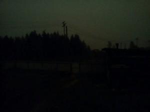 Солнце погасло в Якутии