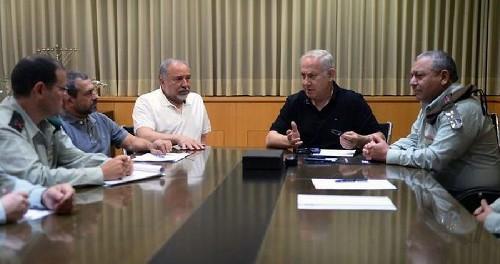 Фальшивая операция Израиля в Газе
