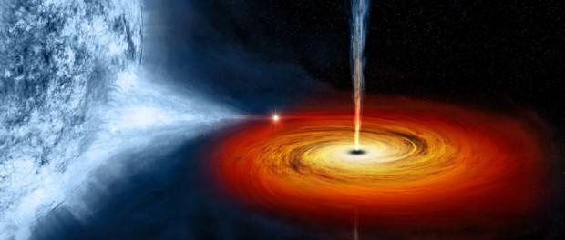 Новая технология позволила впервые увидеть Черную Дыру