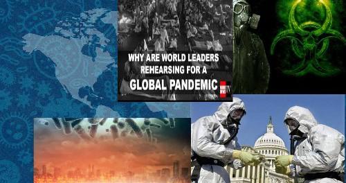"""Глобальная пандемия: вирусы Судного Дня и вирус-убийца """"Трамп"""""""