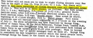 документ ФБР про Николу Тесла