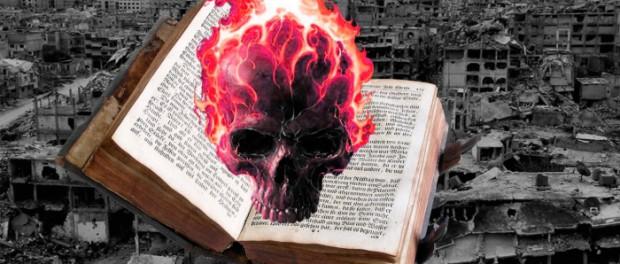 Война в Сирии началась из-за древних книг по магии и колдовству