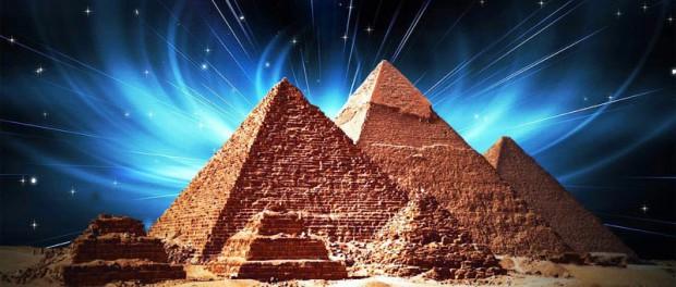 Египетские пирамиды концентрируют энергию