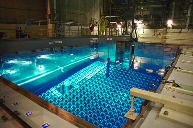 камера куски плутония