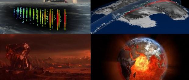 Новый сигнал нейтрино в Антарктиде пугает ученных