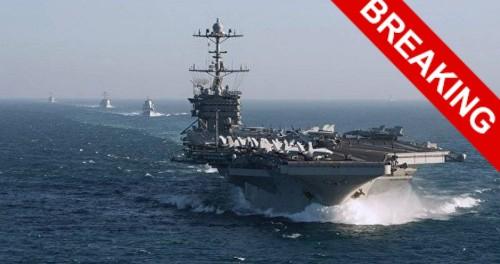 USS «Гарри С. Трумэн»  начал охоту на русские подводные лодки