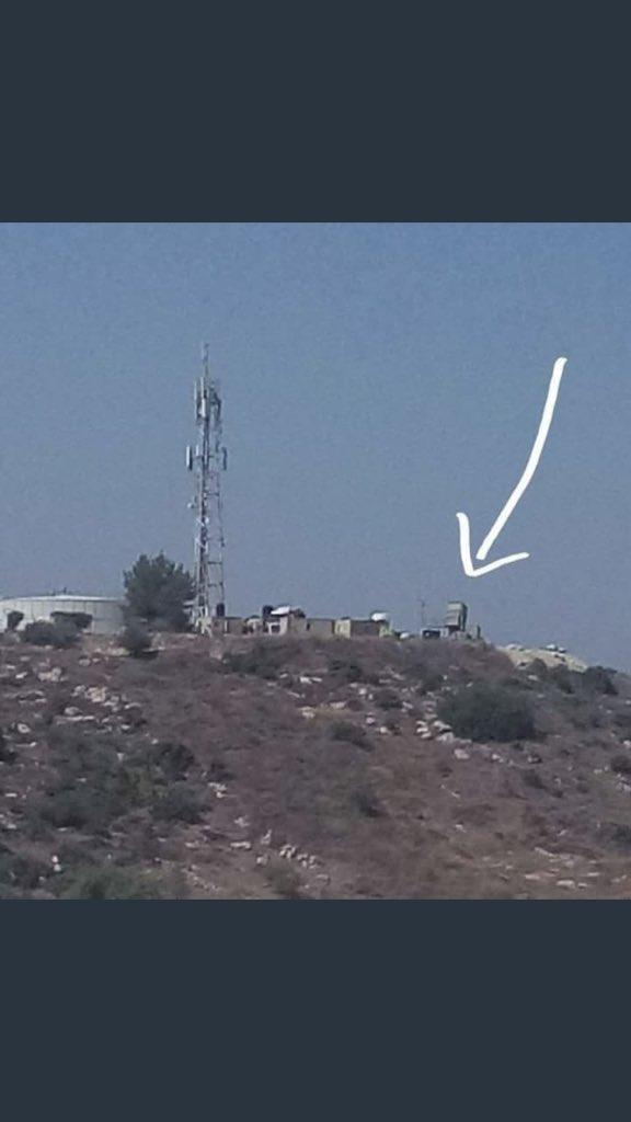 Железный купол Израиль