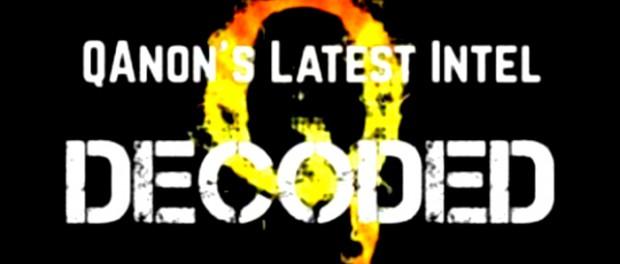 27-го июля инсайдер Q-Anon обещает BOOM