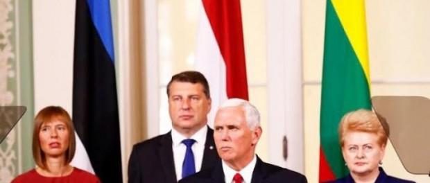 Место встречи Трампа и Путина стал ударом для Прибалтики
