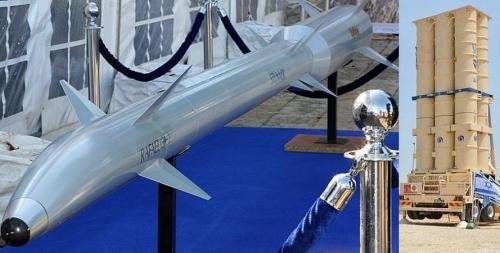 Россия перехватила израильскую ракету и увезла домой