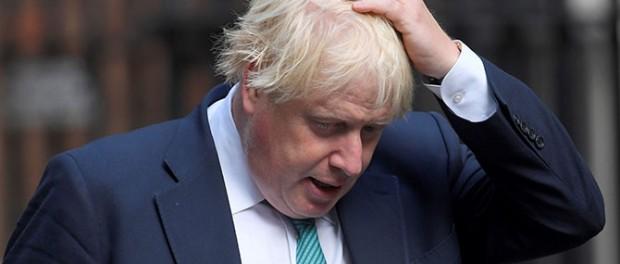 Эйсмбери: Джонсон, почуяв неладное, подает в отставку