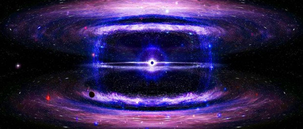 Вселенная появляется и исчезает циклично