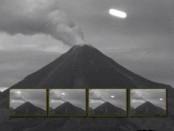 Вулканы НЛО