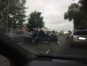 В Кургане в смертельном ДТП погиб пассажир ВАЗ-2012