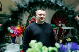 Глава Ассоциации предприятий похоронной отрасли Санкт-Петербурга и Северо-Западного региона Валерий Ларькин