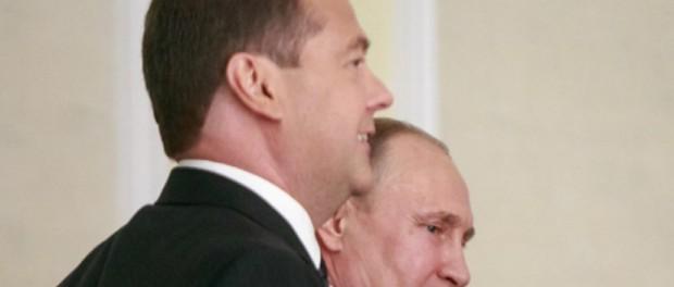Народ готов разорвать Дмитрия Медведева в клочья