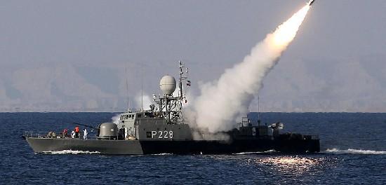 Иран собирает флот в персидском заливе к большой войне
