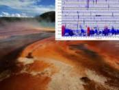 Йеллоустоун землетрясение