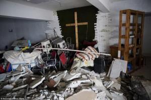 Китай гонения на христиан