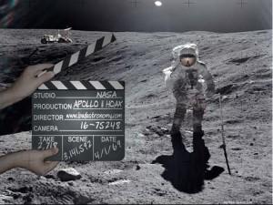 Луна кинокадры фальшивые