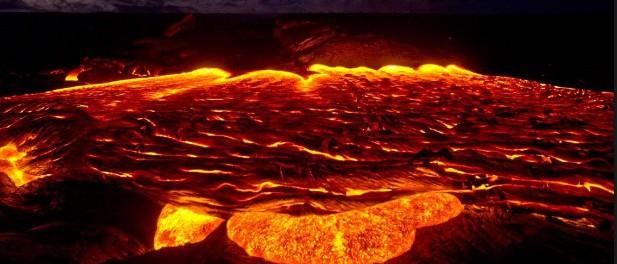 Гавайи Килауэа: мантию под островом нагревают умышленно