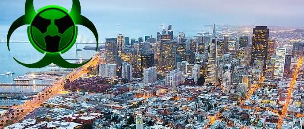 Новый биологический фальшлаг готовят для Сан-Франциско