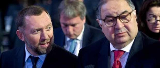Потери российских олигархов в «черную пятницу» превысили $4 млрд